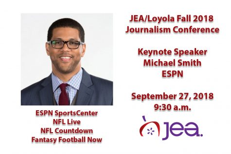 Registration Open for Fall 2018 JEA/Loyola Conference