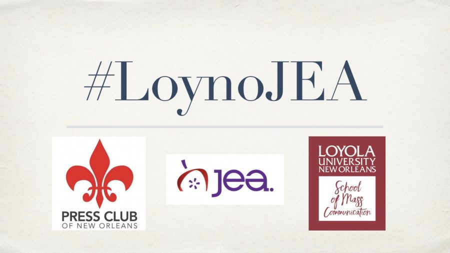 JEA/Loyola Conference Scheduled - Jan. 14, 2021