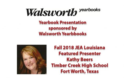 Featured Yearbook Presenter: Kathy Beers