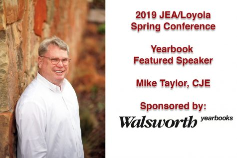 2019 Loyola/JEA Spring Conference Final Schedule