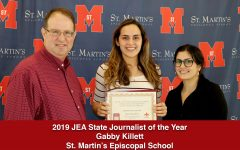 2020 JEA Louisiana State Journalist of the Year Competition
