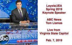 2019 Keynote Speech by Tom Llamas, ABC News
