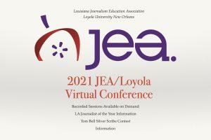 JEA Louisiana 2021 Virtual Conference